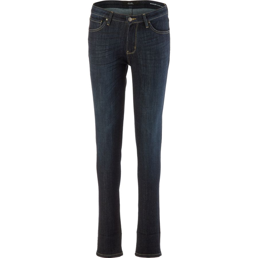 dish Straight & Narrow Denim Pant - Womens