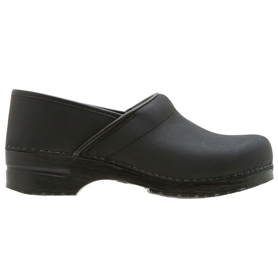 398b79b46b7f Dansko - Professional Oiled Casual Clog - Men s - Black Oiled