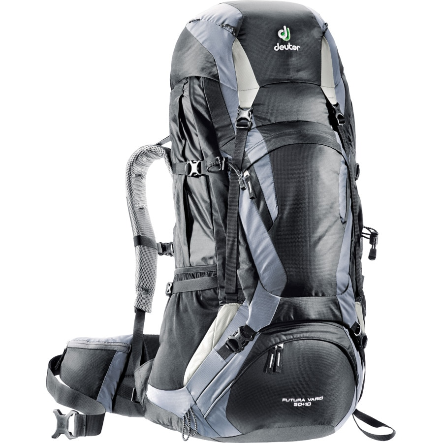 deuter futura vario pro 50 10l backpack. Black Bedroom Furniture Sets. Home Design Ideas