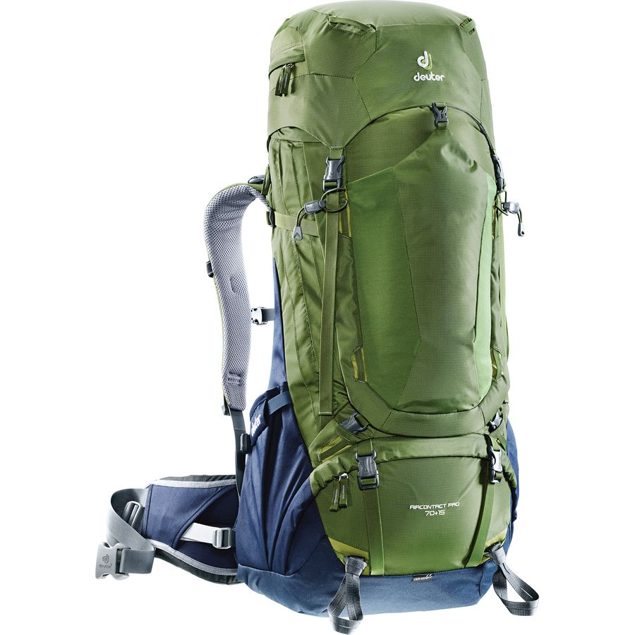 Deuter AirContact Pro 70 Backpack + 15 – Review