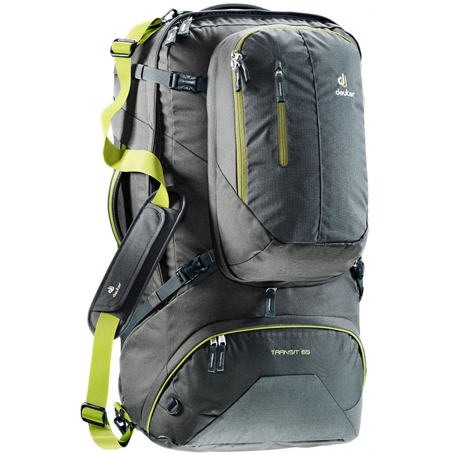 65l Hiking Backpack- Fenix Toulouse Handball ad9b12462eea7