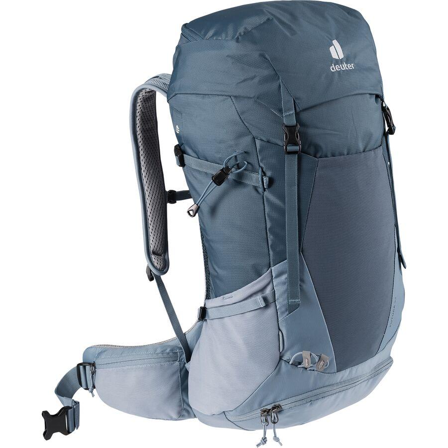 Deuter - Futura 32L Backpack - Arctic/Slate Blue
