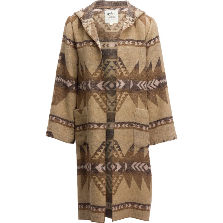 Dylan Beacon Blanket Coat - Womens