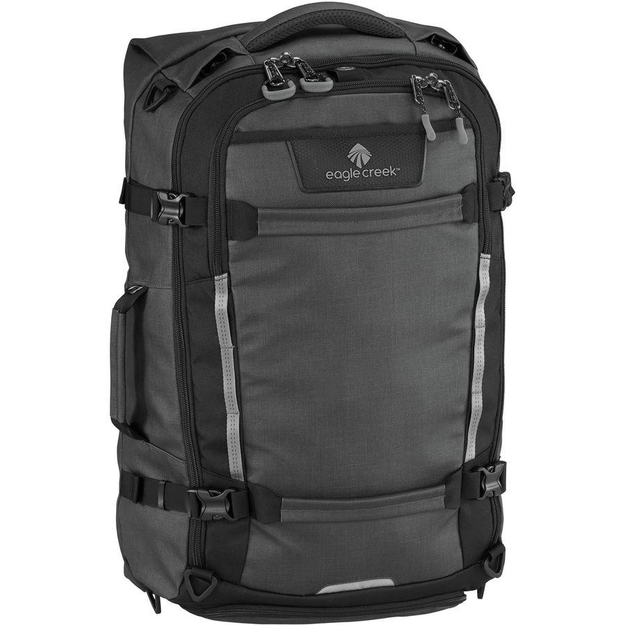 Eagle Creek Gear Hauler 51l Carry On Bag Asphalt Black