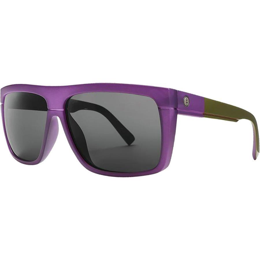98d0983393 Electric - Black Top Sunglasses - Men s - Purple Resin Ohmgrey