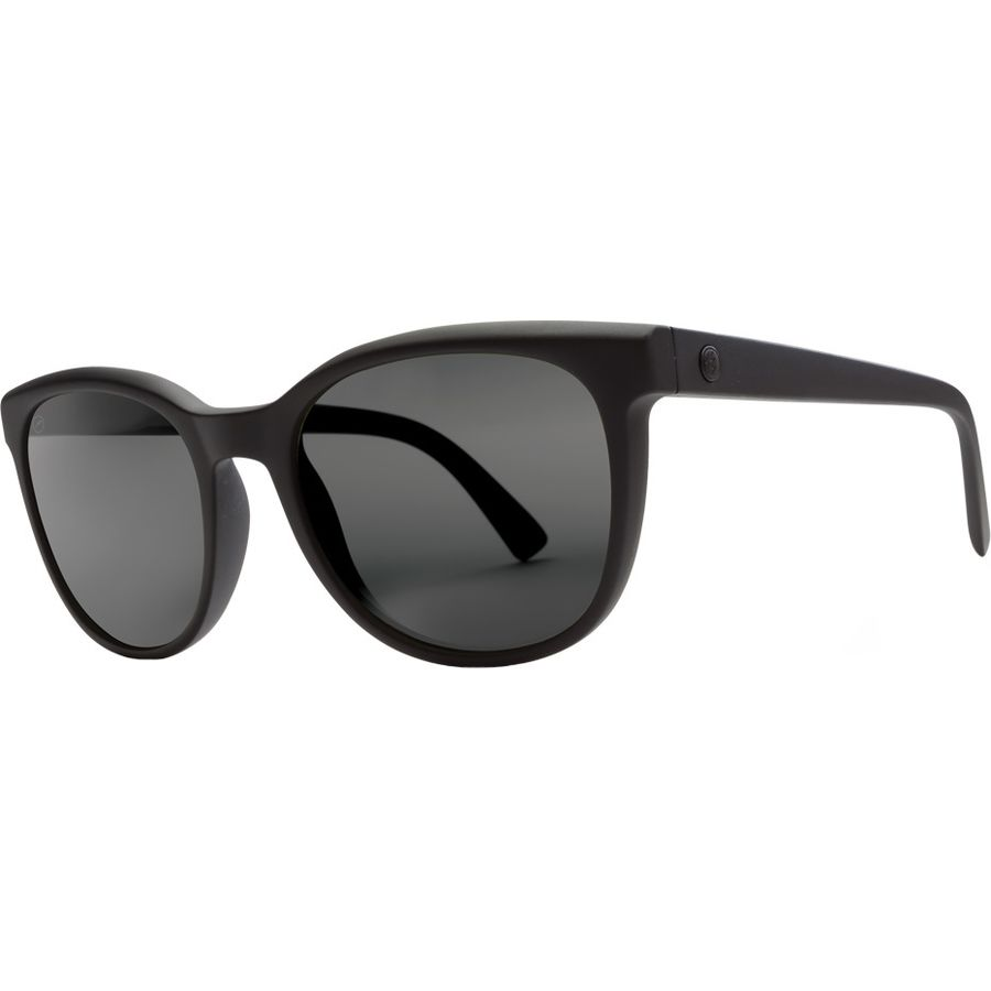 318f35bb53 Electric - Bengal Polarized Sunglasses - Women s - Matte Black M1 Grey Polar