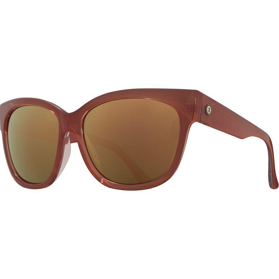 edafca95486 Electric - Danger Cat Sunglasses - Women s - Cal Rose M Champagn
