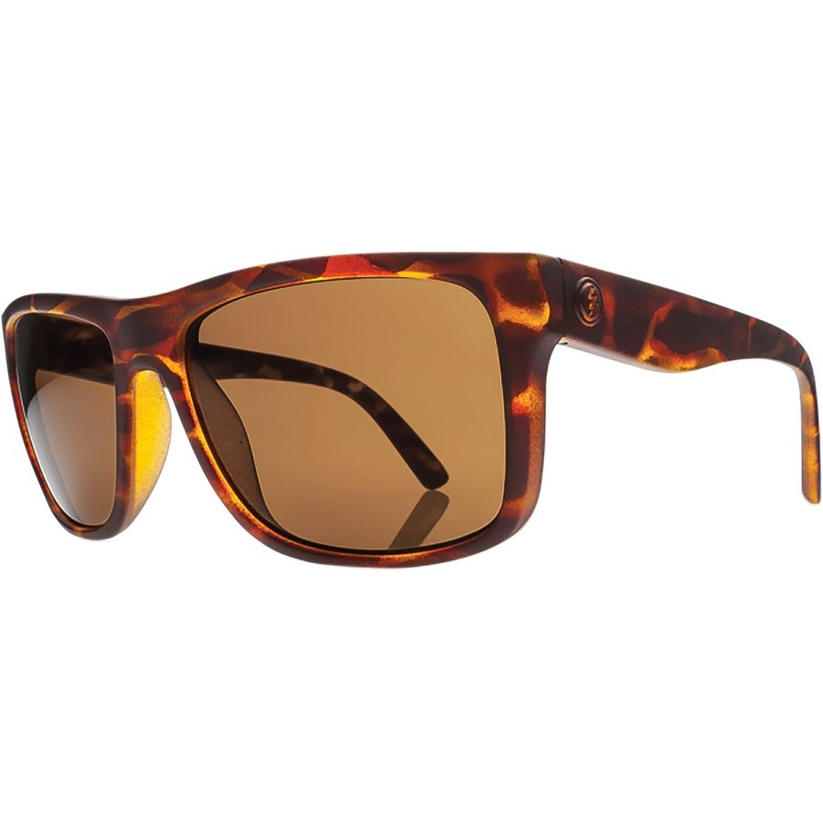 c212367237 Electric - Swingarm XL Sunglasses - Men s - Matte Tort OHM Bronze