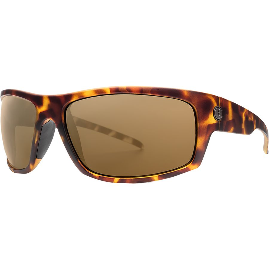 ba75d49d73a6 Electric - Tech One Polarized Sunglasses - Men s - Matte Tort Ohm Plus  Polar Bronze