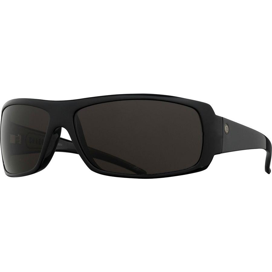 c4508e79b2 Electric - Charge Polarized Sunglasses - GLOSS BLACK OHM+ P GREY