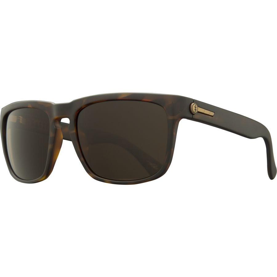 17afc32e9770f Electric - Knoxville Sunglasses - Matte Tort M. Bronze