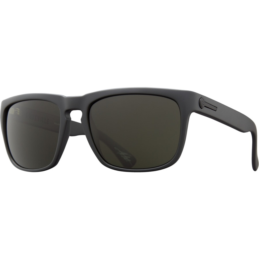 0d9c41eef7f Electric - Knoxville Polarized Sunglasses - Matte Black M1 Grey