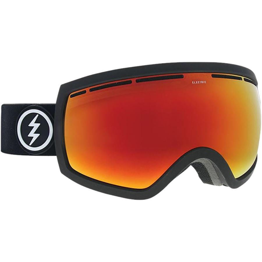 c8f4aa61460e Electric - EG2.5 Goggles - Matte Black Brose Red Chrome