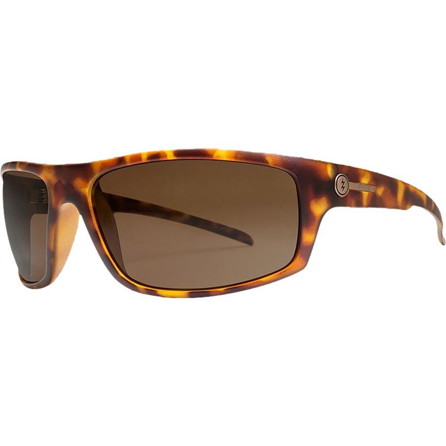 8599f59511 Electric - Tech One Sunglasses - Tort Shell M Bronze