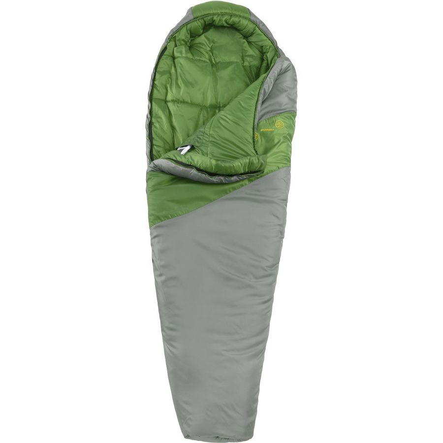 Eureka Cypress Sleeping Bag 15 Degree Synthetic Kids One Color