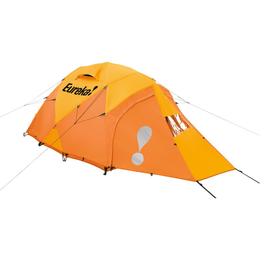 Eureka - High C& Tent 2-Person 4-Season - One Color  sc 1 st  Backcountry.com & Eureka High Camp Tent: 2-Person 4-Season | Backcountry.com