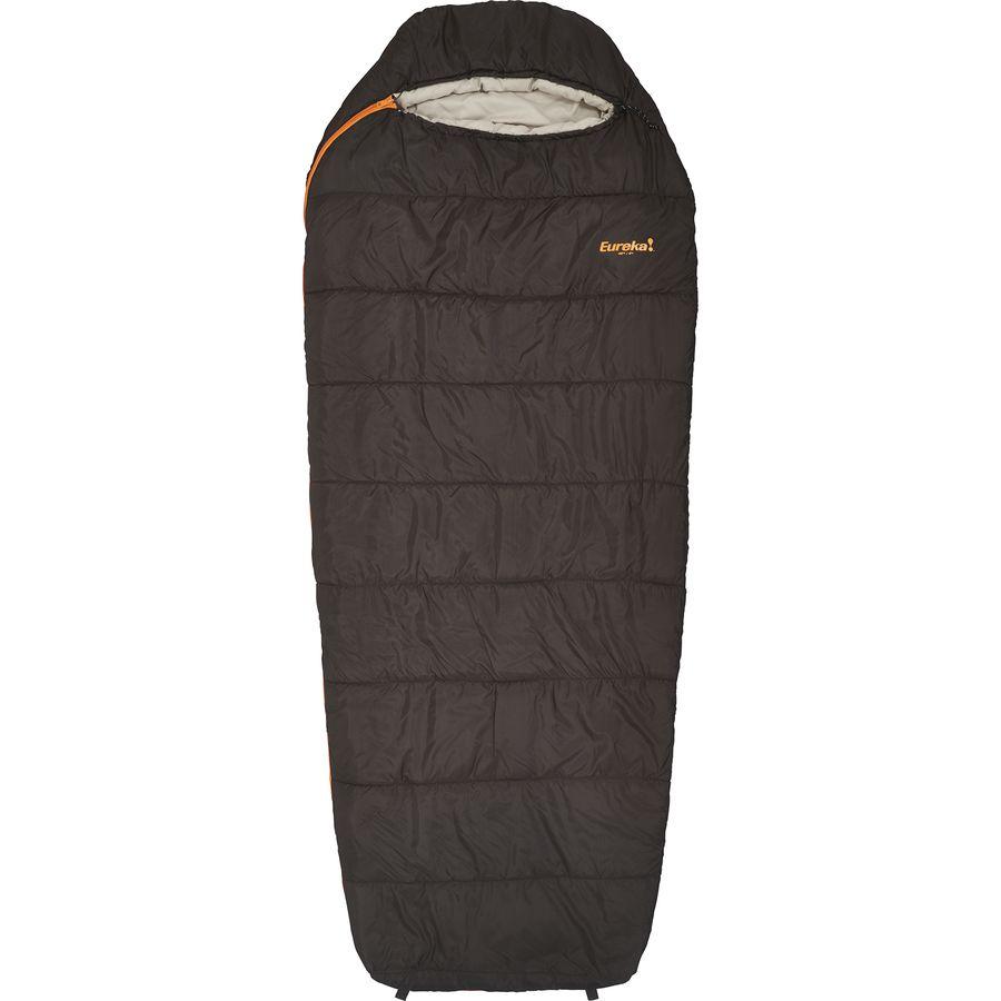 Eureka Lone Pine 40 Sleeping Bag Degree Synthetic One Color
