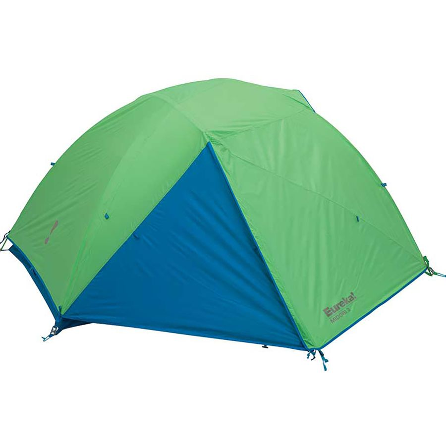 Eureka - Midori 3 Tent 3-Person 3-Season - One Color  sc 1 st  Backcountry.com & Eureka Midori 3 Tent: 3-Person 3-Season | Backcountry.com