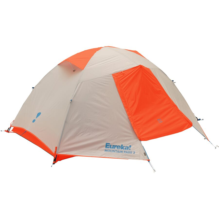 Eureka - Mountain Pass Tent - 3 Person 4 Season - One Color  sc 1 st  Backcountry.com : eureka 3 person tent - memphite.com