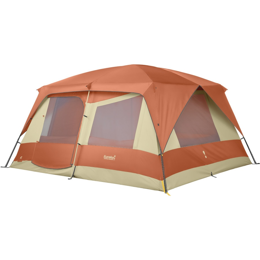 Eureka - Copper Canyon 12 Tent 12-Person 3-Season - One Color  sc 1 st  Backcountry.com : eureka 3 person tent - memphite.com