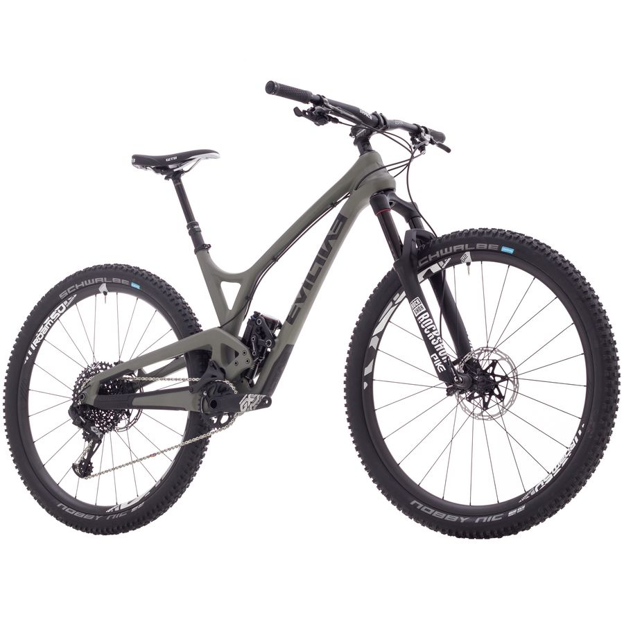 6ea9a3fff Evil Bikes - The Following MB GX Eagle Complete Mountain Bike - 2018 - Drunk  Olive