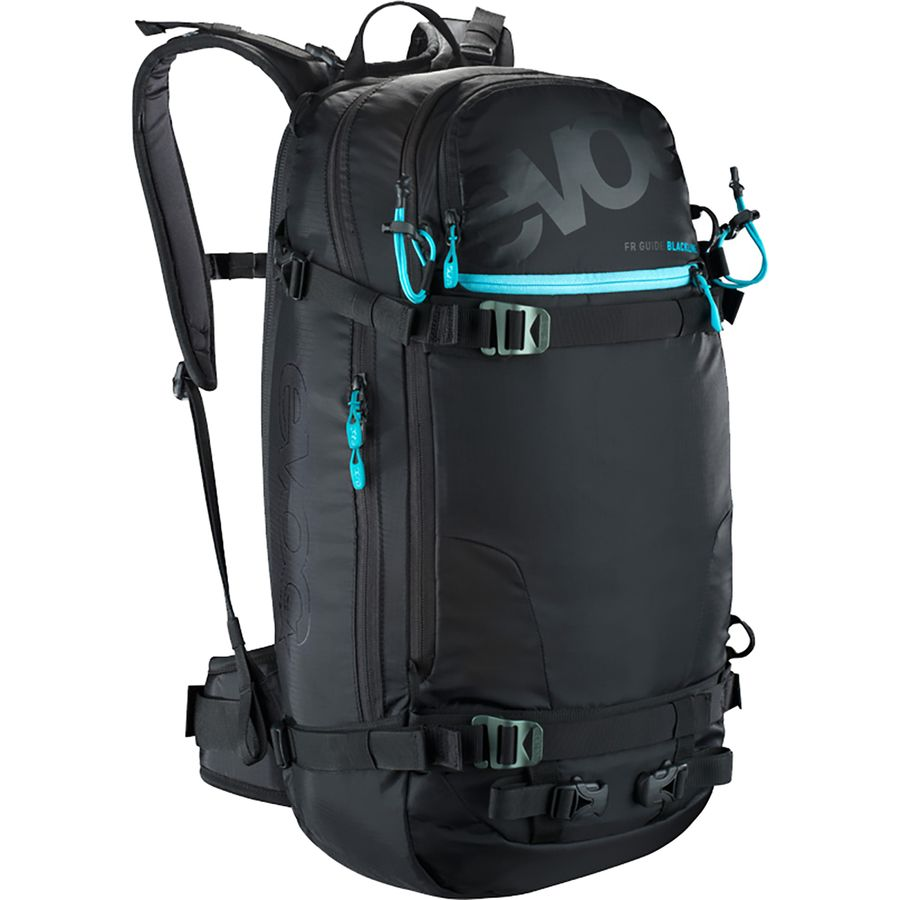 To determine the correct backpack size it has to be ...