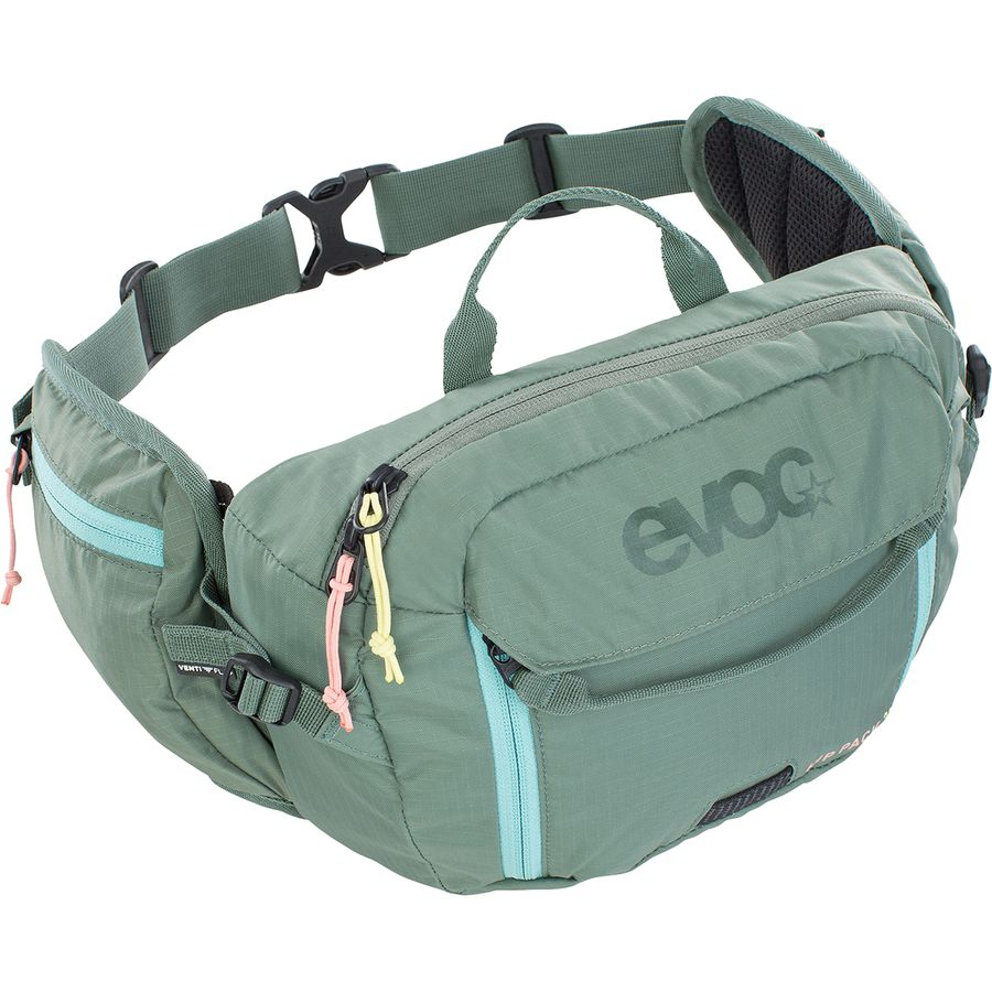 Hip pack to carry essential gear