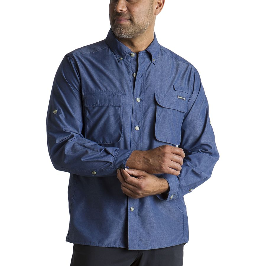 ExOfficio Air Strip Lite Shirt - Mens