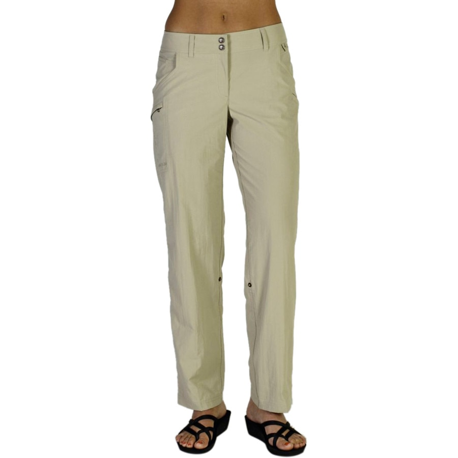 ExOfficio Nomad Roll-Up Pant - Womens