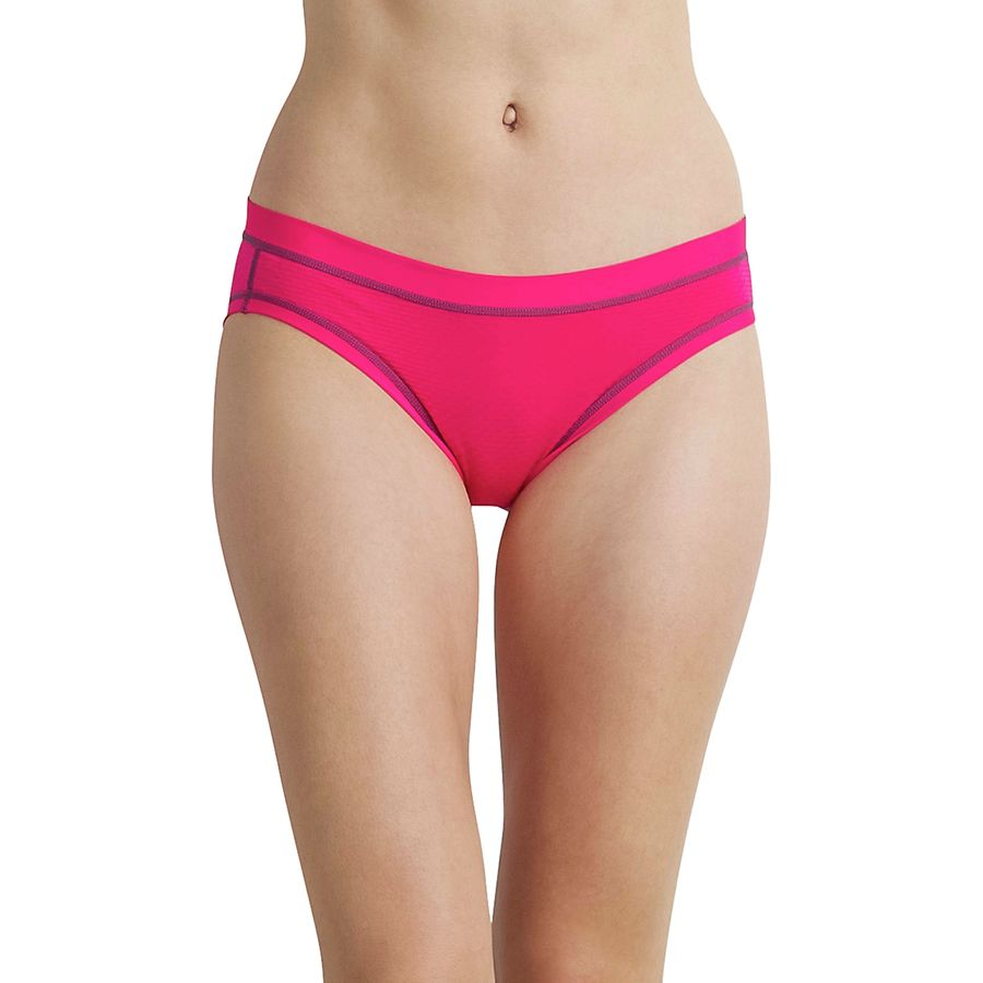 ExOfficio - Give-N-Go Mesh Bikini Brief - Women s - Pink Blush 60824a57a