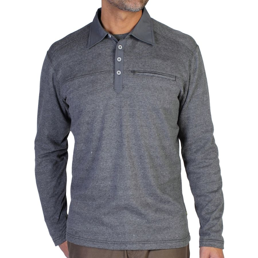 ExOfficio Javano Polo Shirt - Long-Sleeve - Men's ...