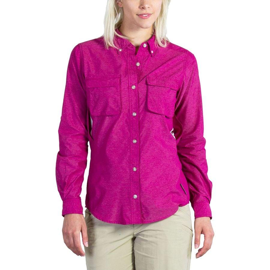 ExOfficio Air Strip Shirt - Womens