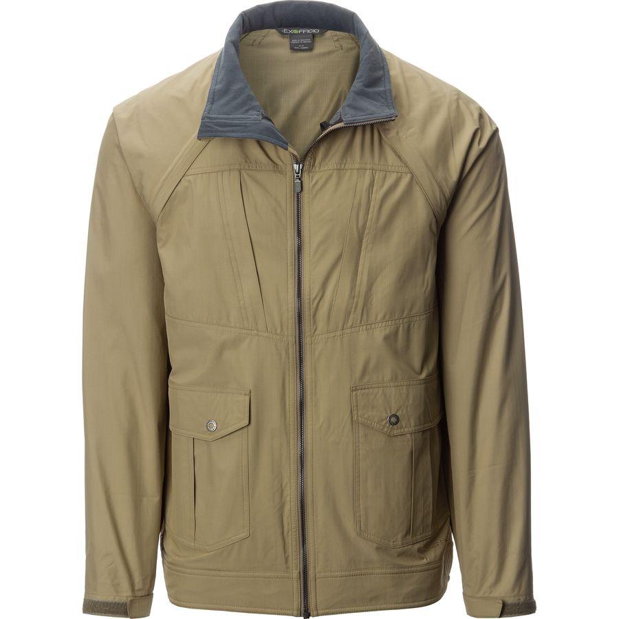 ExOfficio FlyQ Convertible Jacket - Mens