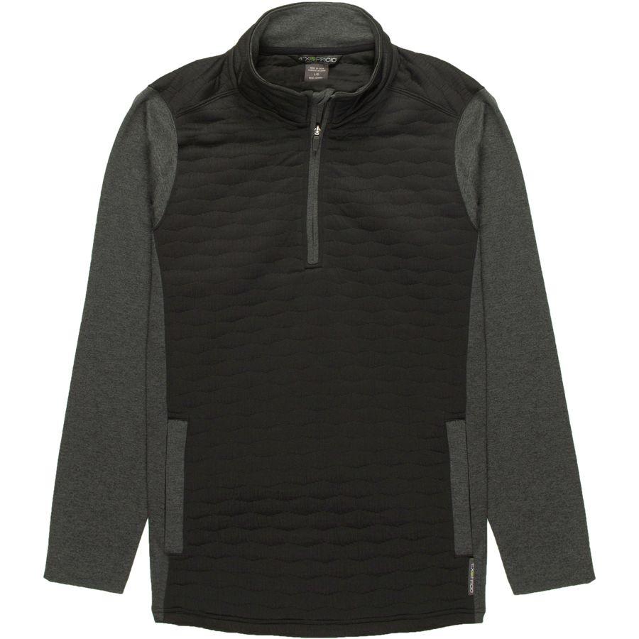 ExOfficio Harwood 1/4-Zip Pullover Sweatshirt - Mens