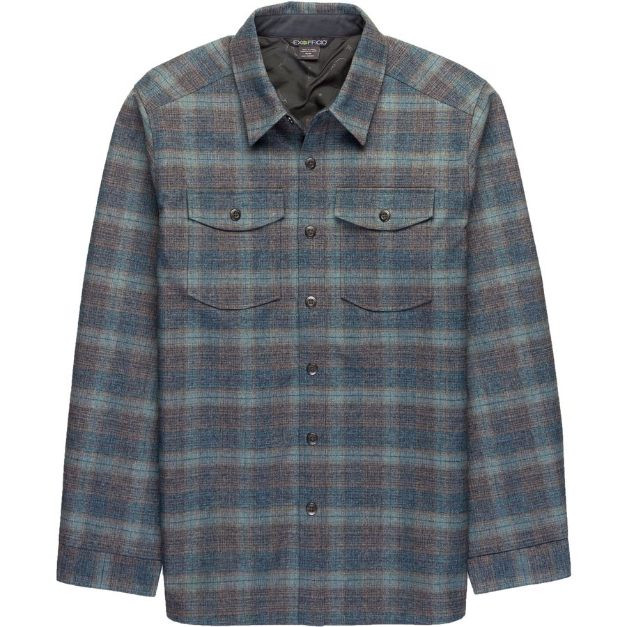 Exofficio Bruxburn Plaid Shirt Long Sleeve Men 39 S