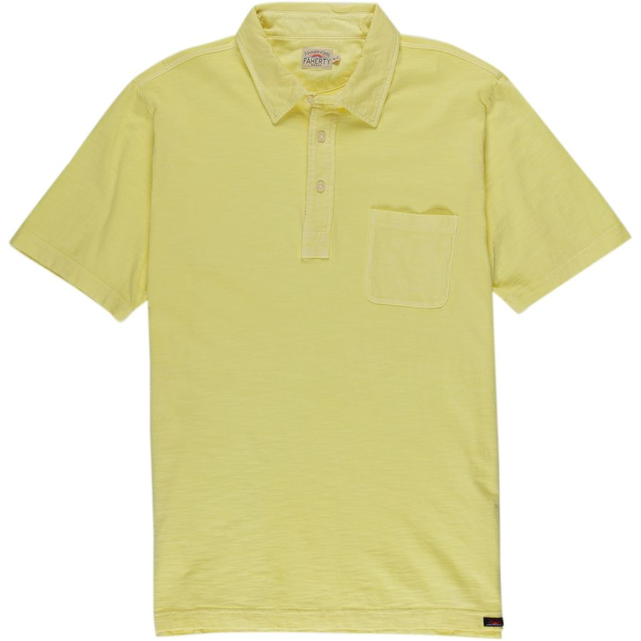 Faherty GD Polo Shirt - Mens