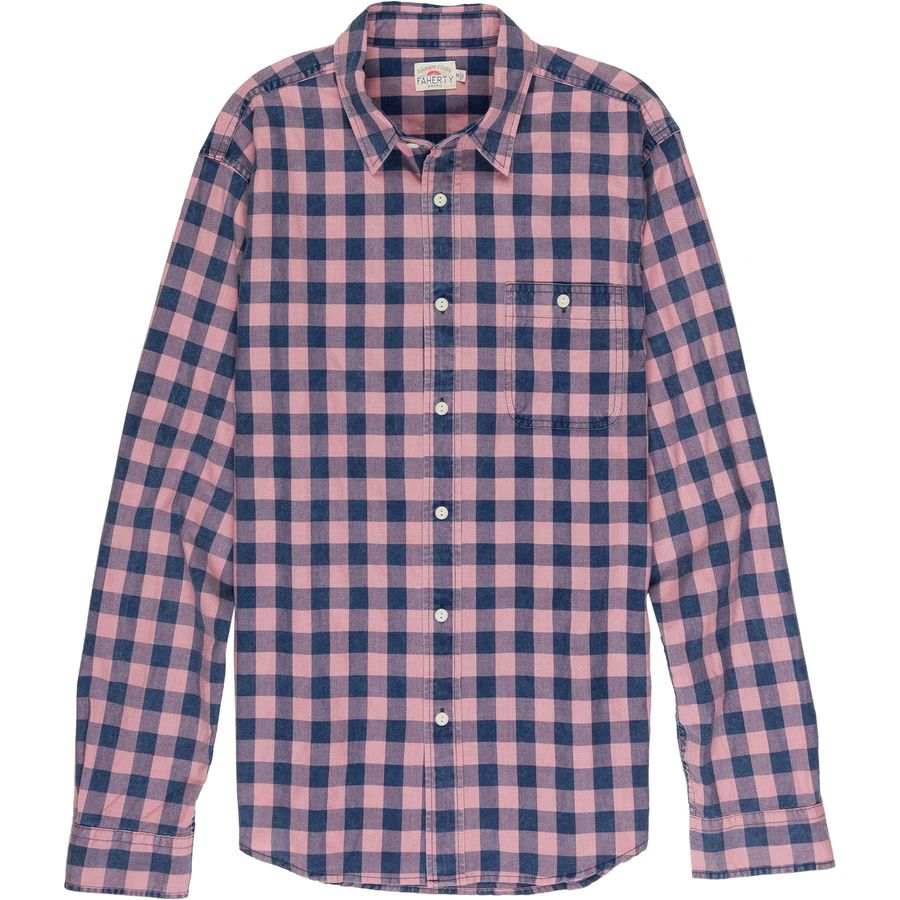 Faherty Seaview Shirt - Mens