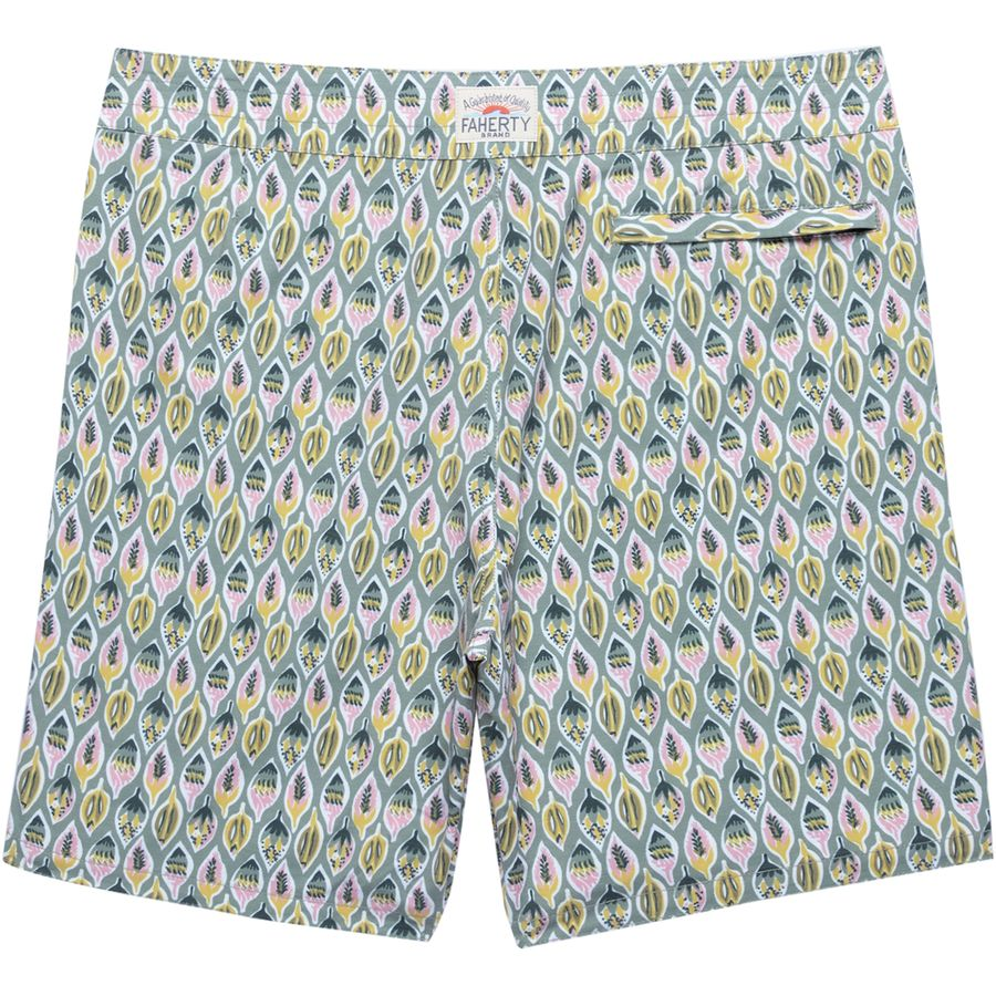 015a9b45bb Faherty Classic 7in Board Short - Men's | Backcountry.com