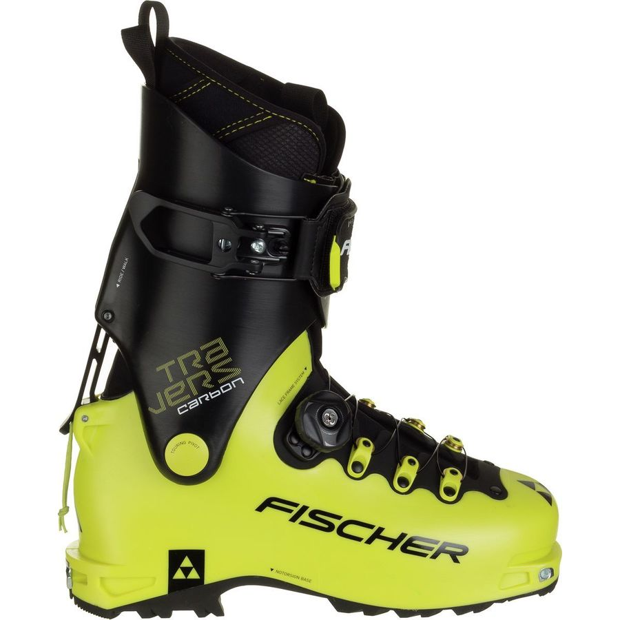 Fischer Travers Carbon Alpine Touring Boot Backcountry Com