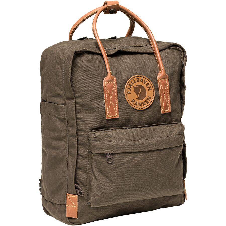 7e9aa66e1f7 Fjallraven - Kanken No.2 16L Backpack - Dark Olive