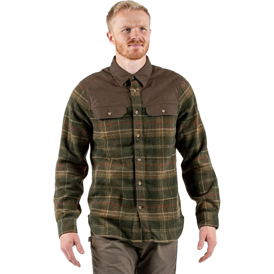 Fjallraven Granit Shirt - Mens