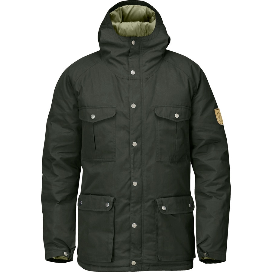 Fjallraven Greenland Down Jacket - Men's | Backcountry.com