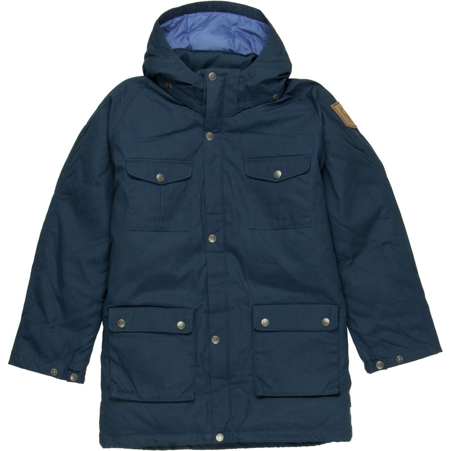 Fjallraven Greenland Down Parka Boys Backcountry Com