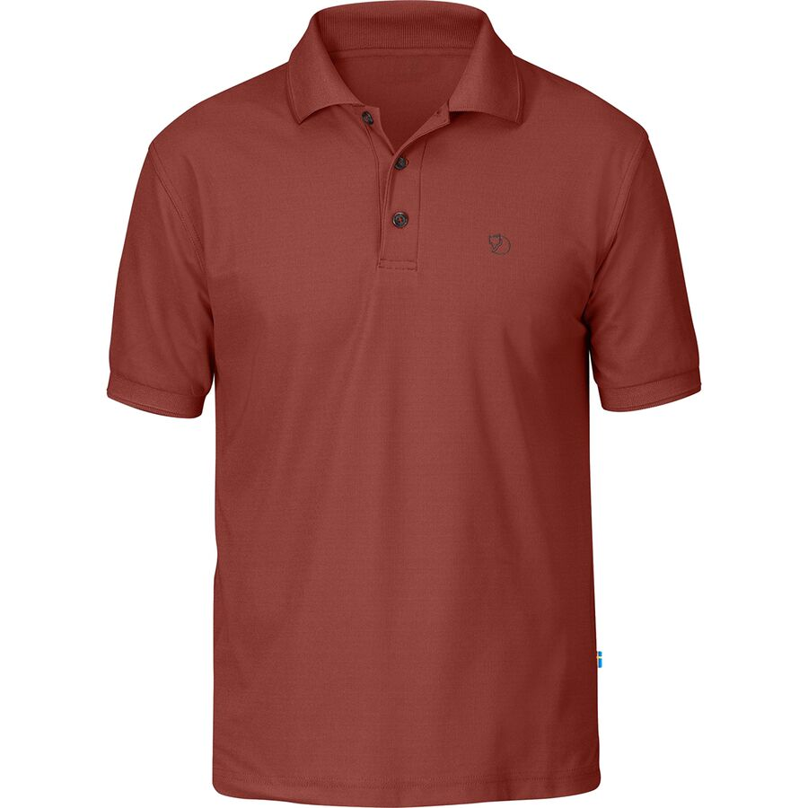 Fjallraven Crowley Pique Shirt - Short-Sleeve - Mens