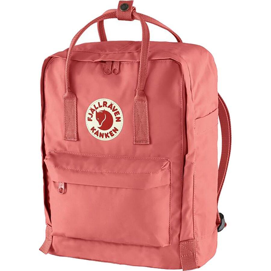 1eed90480f3 Fjallraven - Kanken 16L Backpack - Peach Pink