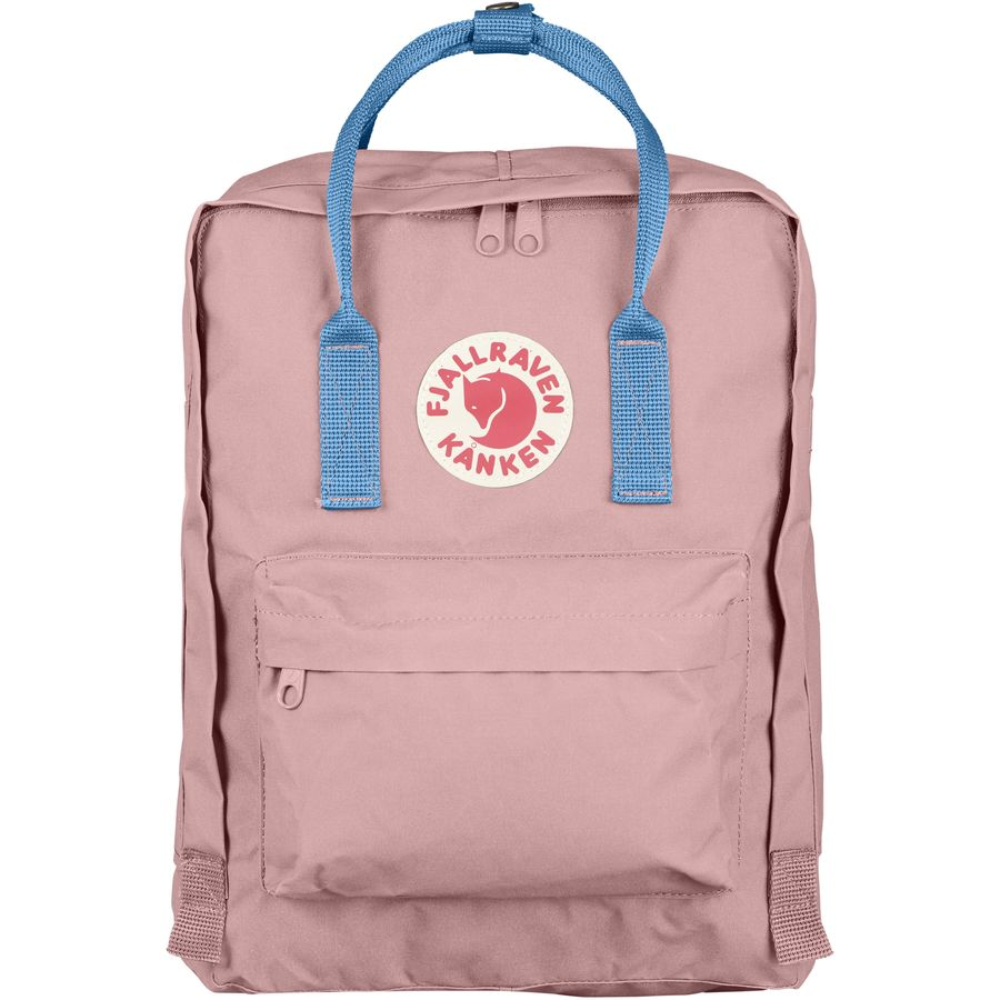 123a4b8a39 Fjallraven - Kanken 16L Backpack - Pink Air Blue