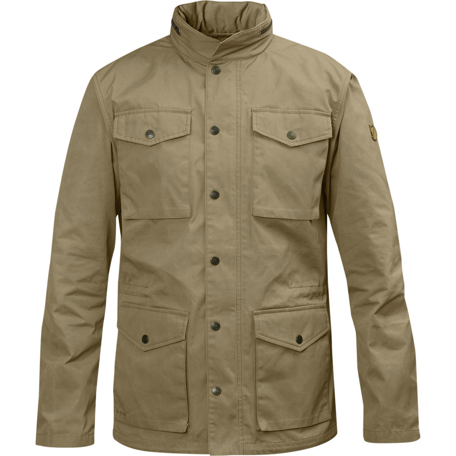 Mens khaki jacket casual - Fjallraven Raven Jacket Men S Sand