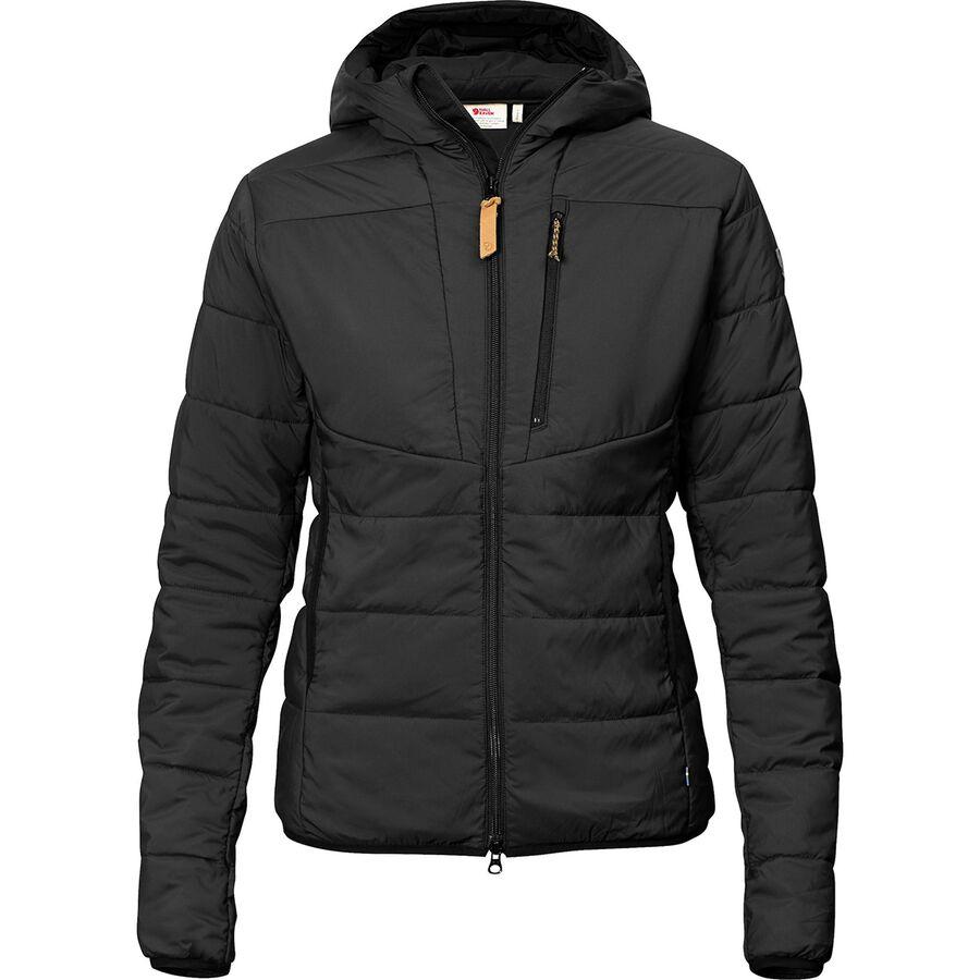 Fjallraven Keb Loft Insulated Hooded Jacket - Womens