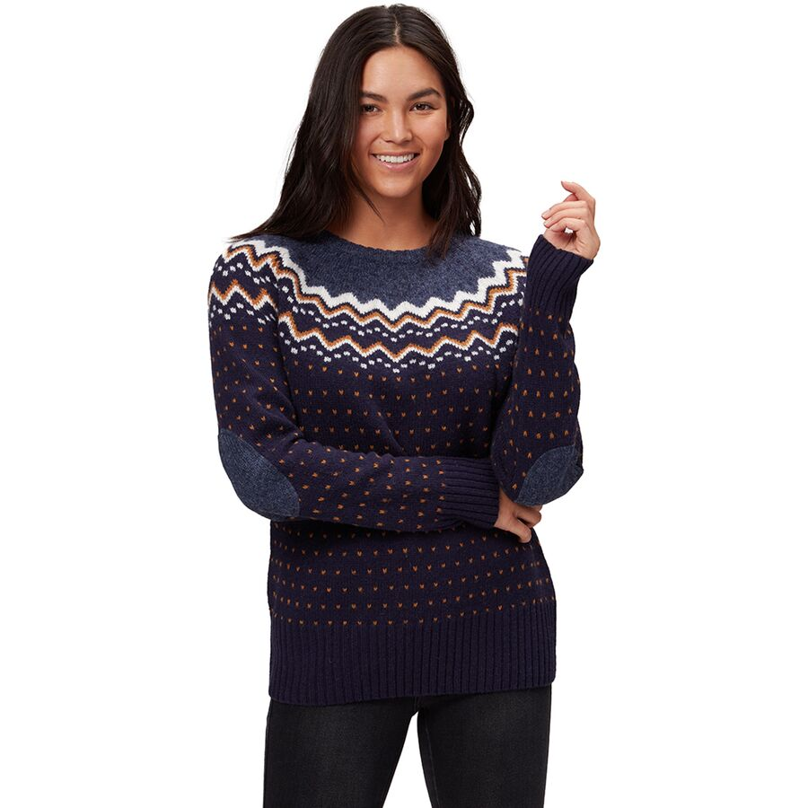 51c84ce94883 Fjallraven Ovik Knit Sweater - Women s