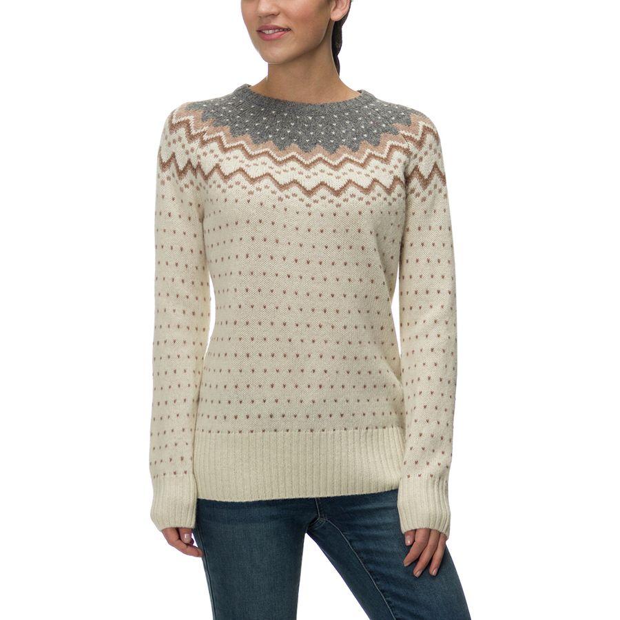Fjallraven Ovik Knit Sweater - Women's | Backcountry.com